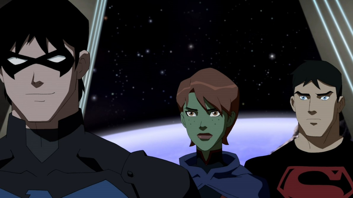 """""""Young Justice: Invasion."""" First Impressions. 