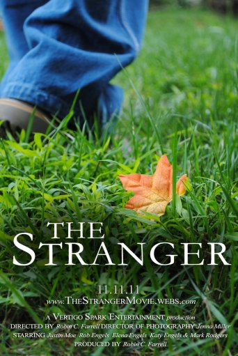 The Stranger poster