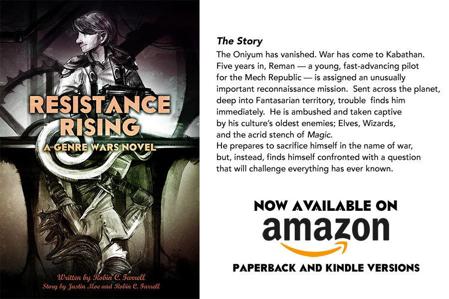 Resistance Rising: TheStory