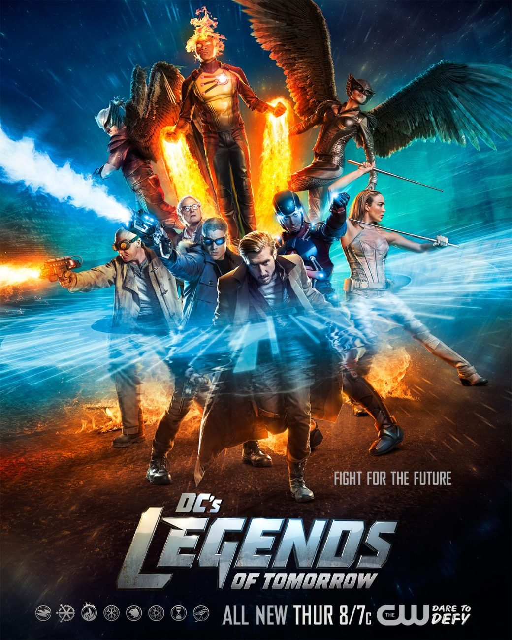 Legends of Tomorrow_Poster