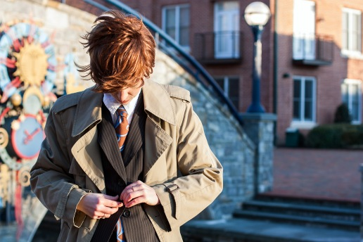 Tenth Doctor cosplay | Jeff Stanford