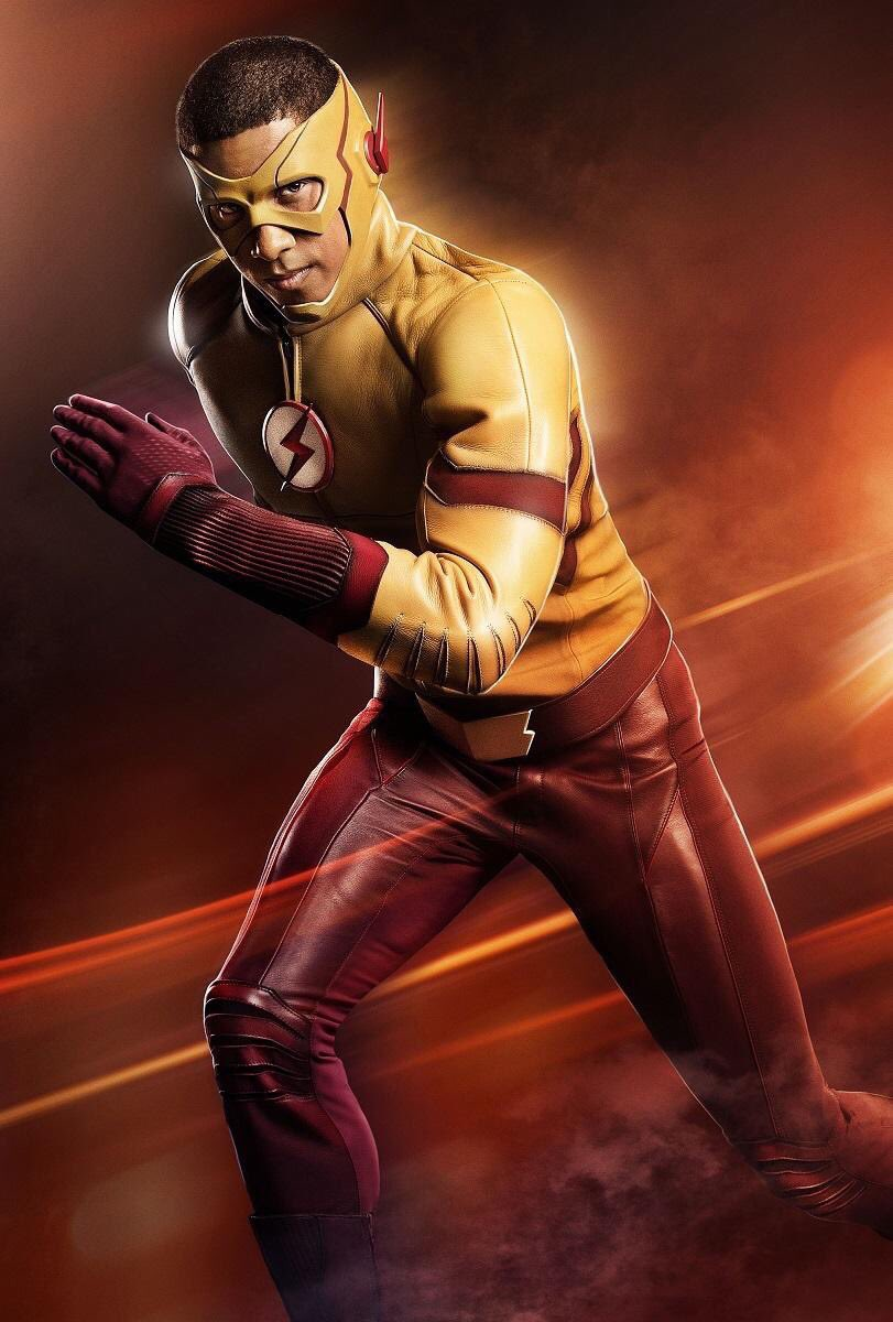 The Flash_Kid Flash2
