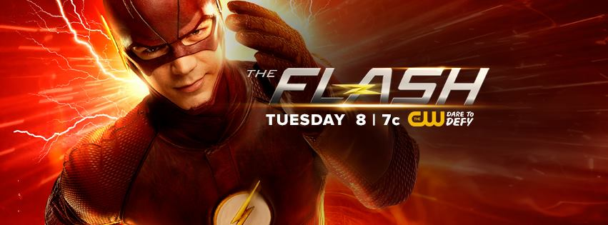 The Flash_Season 2_Banner