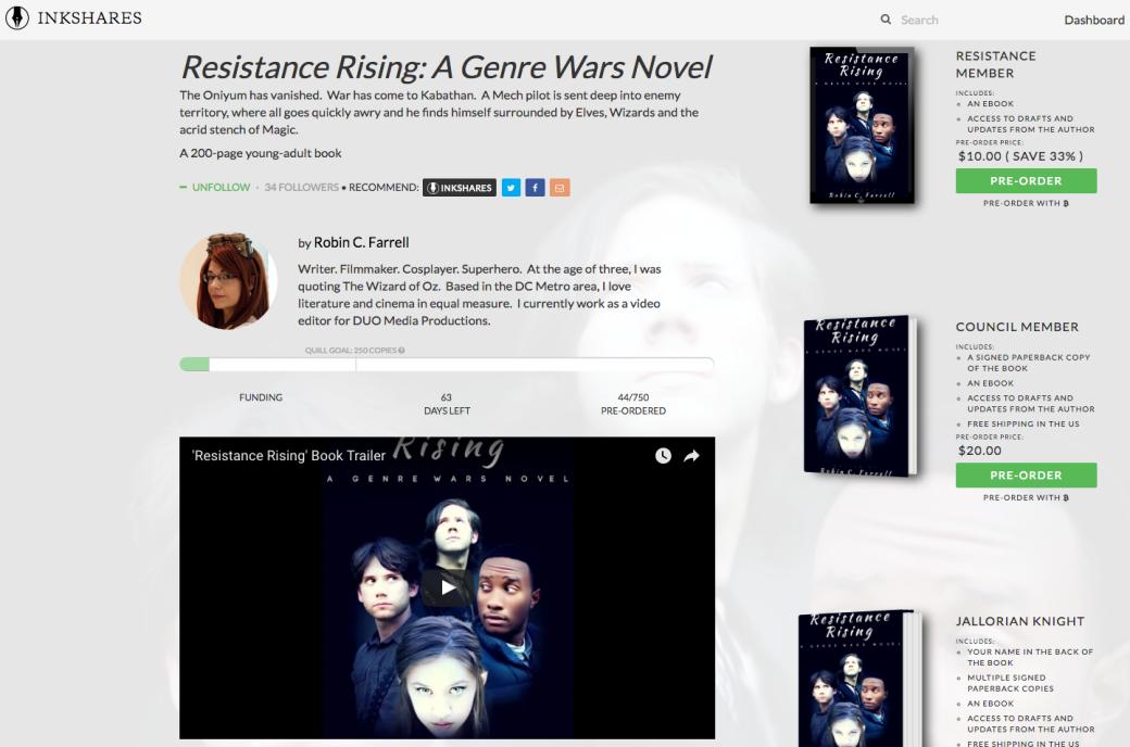 RR_Novel Page